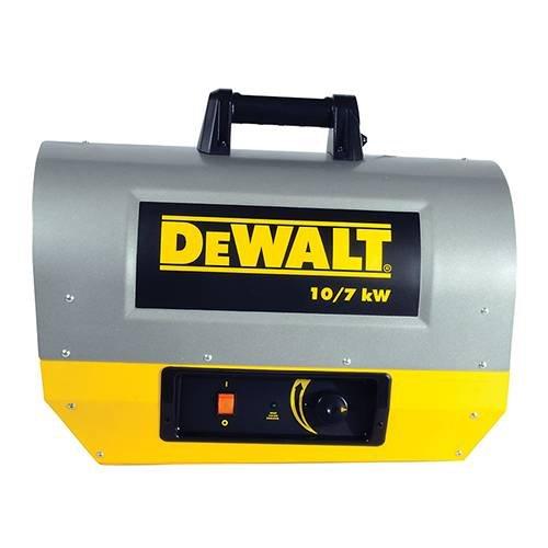 DeWalt F340645 DXH1000TS Forced Air Electric Heater,