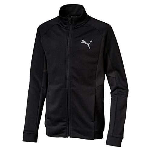 PUMA Jungen Active Sports Poly Jacket B Trainingsjacke, Black, 110