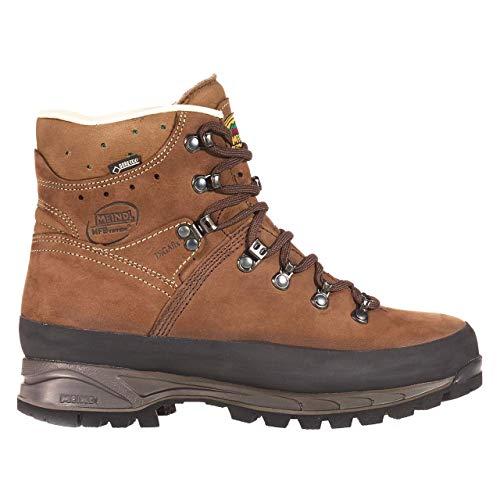 Meindl Damen Island MFS Active GTX Schuhe, haselnuss, UK 8