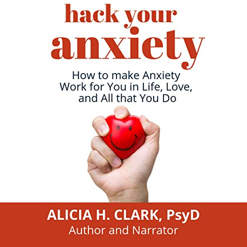 Hack Your Anxiety audiobook cover art