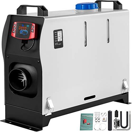 VEVOR Calentador de Aire Diesel 5 kW, Calefacción Estacionaria 12 V Diesel Portátil, Calentador de...