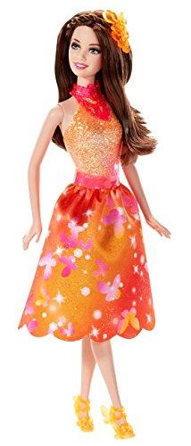 Barbie Mattel BLP27/BLP29 geheime Tür Freundin, brünett