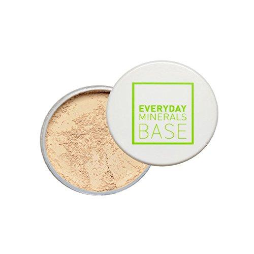 Base Mate, Oro Beige 3W, 0,17 oz (4,8 g) - Minerales Everyday