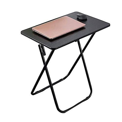 GZQDX Mesa Plegable Simple, hogar portátil pequeña Mesa de Comedor Plegable del Escritorio del Ordenador de Escritorio