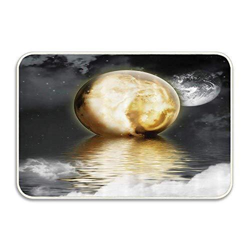 NA Lune touchant l