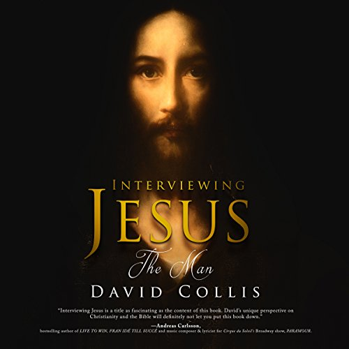 Interviewing Jesus audiobook cover art
