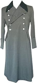 militaryharbor WW2 WWII German Heer Officer Gabardine Overcoat