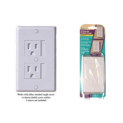 Kidco Universal Outlet Covers