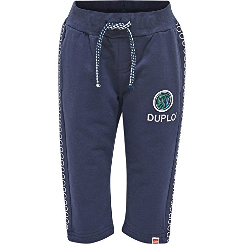 Lego Wear Duplo Boy Parkin 602-Sweathose Pantalon, Bleu (Dark Navy 589), 86 cm Bébé garçon