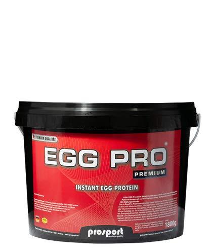 ProSport EGG Pro Premium, 1800g Vanille