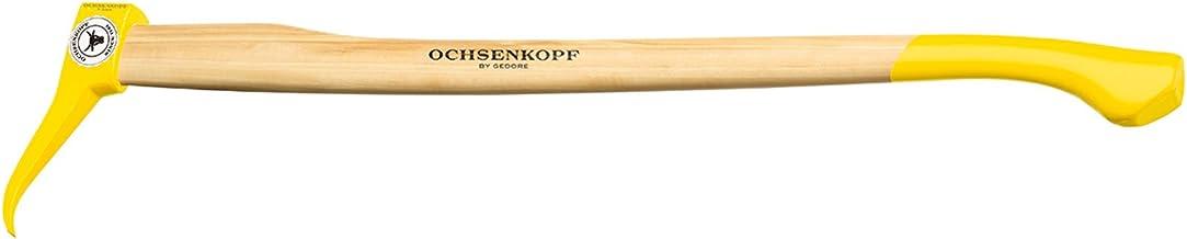 GEDORE OX 173 H-0580 Hand Hookeroon, 80.0 x 18.0 x 3.0 cm, Yellow