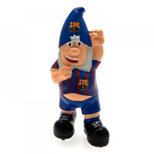 Geschenk-Set, offizielles FC Barcelona Mini-Gartenzwerg-ein tolles Geschenk für Fußballfans
