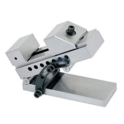 Baoblaze Precision Benchtop Ajustable Vise Bench Bench Clamp Toolmaker DIY Herramientas De Fresado - 140x79.36MM