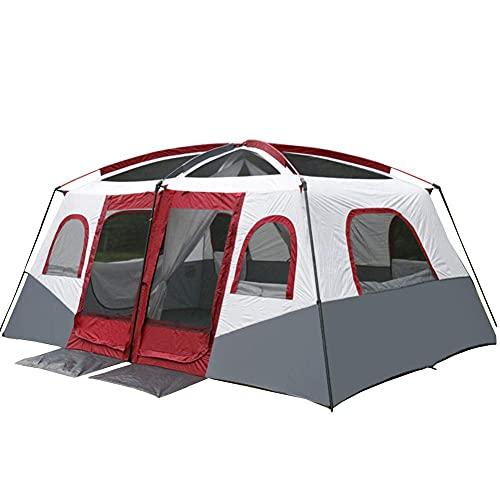 8-10 Mann Zelt für Camping,...