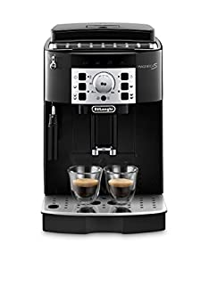 De'Longhi Magnifica S ECAM 22.110.B – Kaffeevollautomat mit Milchaufschäumdüse, Direktwahltasten & Drehregler, 2-Tassen-Funktion, großer 1,8 l Wassertank, 35,1 x 23,8 x 43 cm, schwarz (B00400OMU0) | Amazon price tracker / tracking, Amazon price history charts, Amazon price watches, Amazon price drop alerts