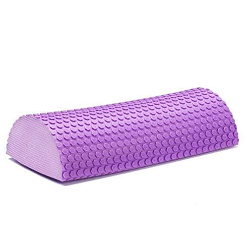 raspbery Yoga-Rolle Pilates-Rolle Schaumstoff-Rolle Foam-Roller Faszien-Training Selbstmassagerolle 30-45cm