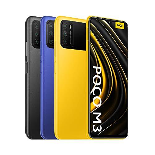 Poco M3 - Smartphone 4+64GB, 6,53