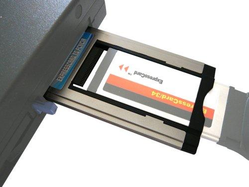 KALEA-INFORMATIQUE-Adaptador/convertidor de a PCMCIA CARDBUS a EXPRESSCARD