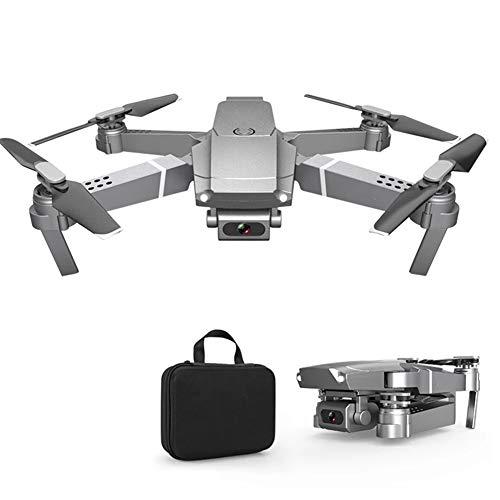 XUCHEN 4K High-Definition-Drohne, mit Einer Kamera Geeignet für Kinder & Erwachsen Geschenke, Faltbare FPV Fernbedienung Quadcopter, Wireless-LAN Real-Time Video