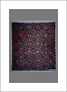 American Culture - 14x20 Art Print by Museum Prints - Quilt, Fruit Baskets Pattern