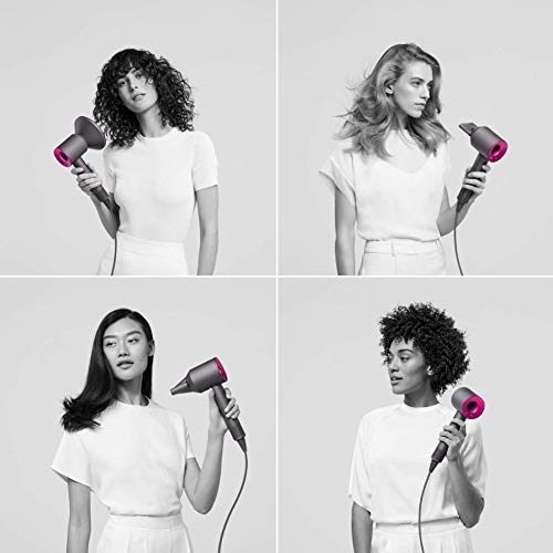Dyson Supersonic Hair Dryer Iron