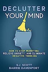 Positive Mindset Books - Declutter Your Mind