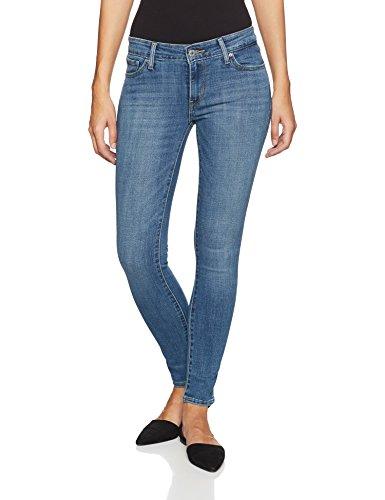 Levi's Women's 711 Skinny Jeans, Indigo Rays, 29 (US 8) S
