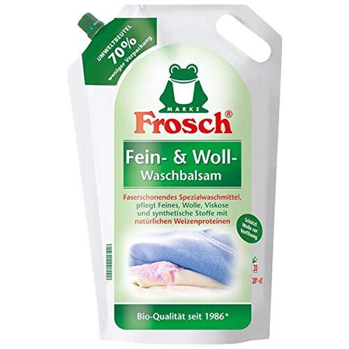 Frosch Fein & Woll Waschmittel, 1er Pack (1 x 1.8 l)