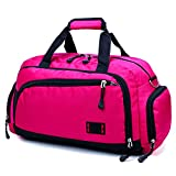 ZWRY Bolsa Deporte Hombres Sports Fitness Pack Cylinder One...