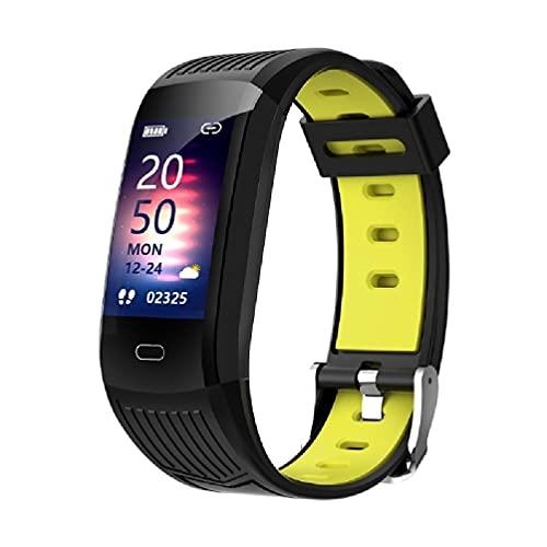 Pulsera inteligente Papel tapiz personalizado Monitoreo del ritmo cardíaco Control de música Deportes Rastreador de ejercicios Reloj inteligente Pulsera reloj de banda inteligente