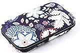 Herramientas de manicura de uñas 6 piezas/Set de uñas de los pies Clipper Tijeras cortador de cuchillos Manicura, Qm757-Azul