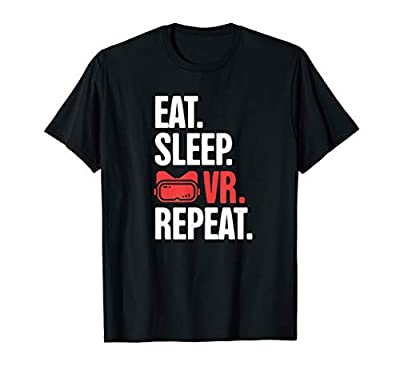 Funny VR Developer & Gamer / Virtual Reality T-Shirt