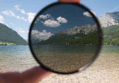 Multithreaded Glass Filter Multicoated C-PL 58mm For Nikon D40x Circular Polarizer