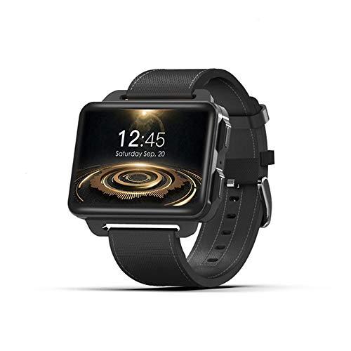 Reloj inteligente ZDY DM99 MTK6580 Android 5.1 Smartwatch 2.2 pulgadas pantalla 1200 Mah batería 1GB + 16GB WiFi 3G, negro