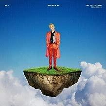 Shinee Key - [I Wanna Be] 1st Repackage Album Kihno Kit+1p Poster+13p PhotoCard+Extra PhotoCard Set+Tracking K-POP Sealed