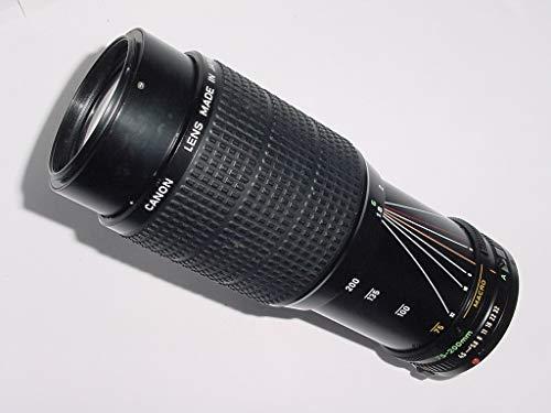 Canon 75-200mm F4.5 FD Tele Zoom