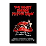 yangchunsanyue Poster Rocky Horror Picture Show Vintage