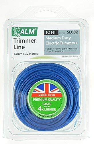 ALM Manufacturing SL002 Trimmer Line 1.5mm x 30m