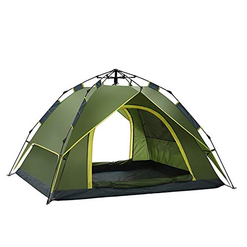Nanna Pop Up Tent Beach Tent For 2-4 Man Waterproof Tents Compact Tent For Beach Garden Camping Fishing Picnic Unisex Outdoor Dome Tent