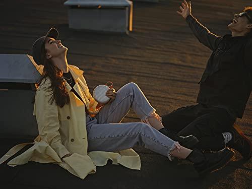 Bang&OlufsenワイヤレスポータブルスピーカーBeosoundA12ndGeneration(第2世代)2020年発売/ボイスコントロール(AmazonAlexa)対応/防滴防塵/連続48時間再生ミストグレイ【国内正規品】