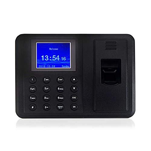 WMC Temps Biométrique D'empreintes Digitales Fréquentation Machine, Gestion De Time Recorder Bureau des Ressources Humaines des Employés Machine Présence D'empreintes Digitales Scanner