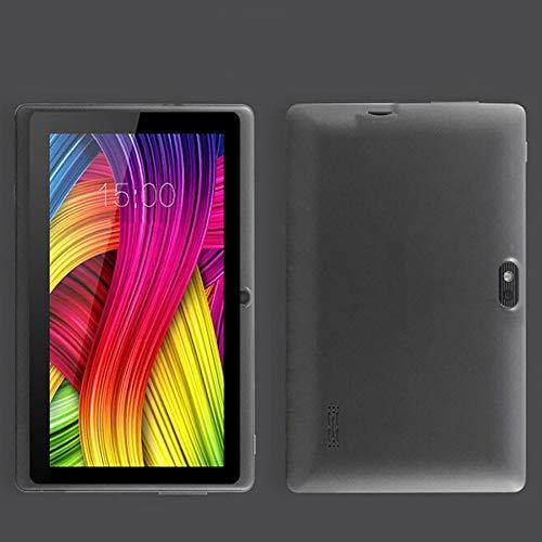 HLJIEJIE Quad-Core de 7 Pulgadas Tablet PC, Tablet de Pantalla de Alta definición de la Infancia, la Tableta de Ordenador (Color : E)
