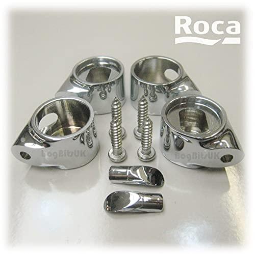 Roca - Kit Elementos Bisagra Amort Cr Laton (AI0001100R)