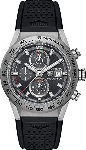 TAG Heuer Carrera Calibre Heuer 01hombre reloj car208z. ft6046
