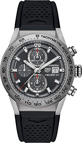 TAG Heuer Carrera Calibre Heuer 01 Herren-Armbanduhr CAR208Z.FT6046
