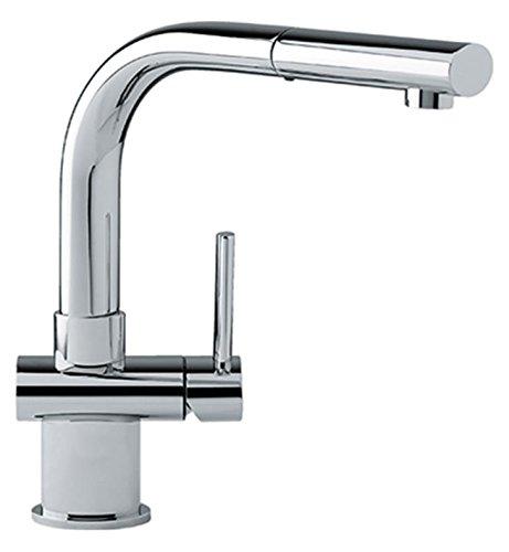Big Sale Best Cheap Deals Franke FFP1000 Single-Handle Pull-Out Spray Kitchen Faucet, Chrome