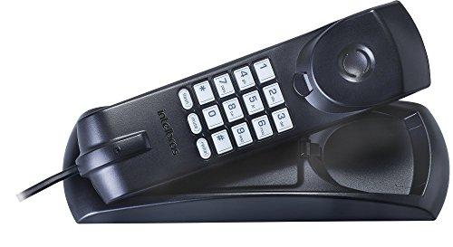 Telefone Com Fio, Intelbras Tc 20, Preto