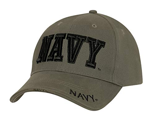 Rothco Deluxe Navy Low Profile Cap, Olive Drab