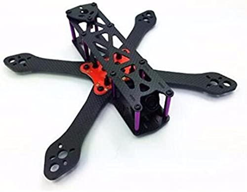 seguro de calidad Desconocido Generic Martian II 220 220mm 4mm 4mm 4mm Arm Thickness Carbon Fiber Frame Kit w  PDB For RC Drone  Obtén lo ultimo