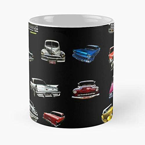 Car Classic Mug Best Gift 110z For Your Friends